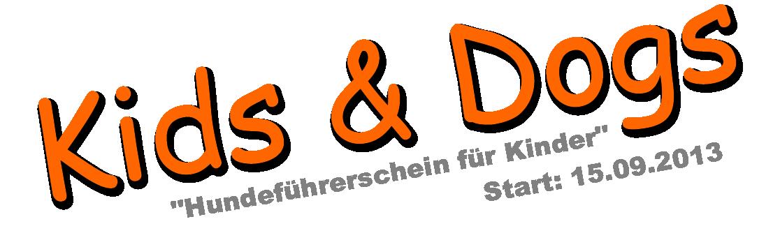 Kids & Dogs Logo